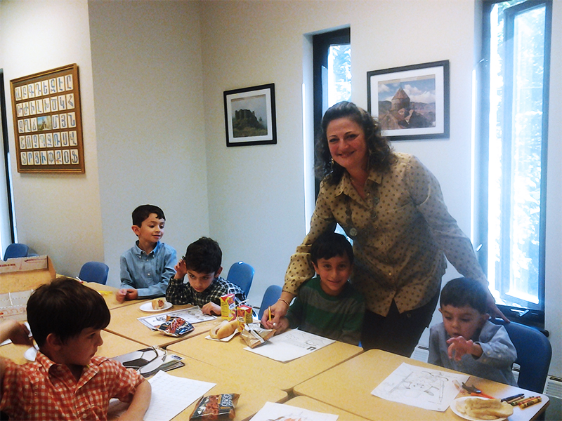 Haigazian school-smaller
